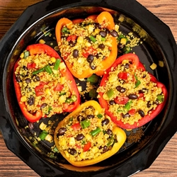 Picture of Quinoa Stuffed Peppers