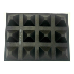 Picture of  PYRAMID TRAY (12) FLEXIPAN®